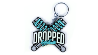Nifty. Snpbcks® - Dropped Keychain
