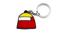 Nifty. Snpbcks - MK3 Taillight Keychain | Red/Orange