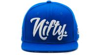Nifty. Snpbcks® - Gang Signs | Blue