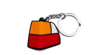Nifty. Snpbcks - MK2 Taillight Keychain | Red/Orange