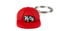 Nifty. Snpbcks® - Mini Snpbck Red Keychain
