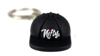 Nifty. Snpbcks® - Mini Snpbck Black Keychain